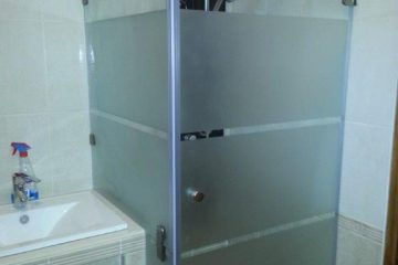 sarokkabin, zuhanyzó